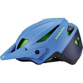 Endura MT500 Helm Kinder azure blue